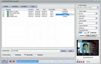 bvcsoft 3GP Video Converter screenshot medium