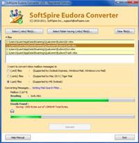 Eudora to PST Converter