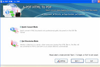 A-PDF HTML to PDF screenshot medium