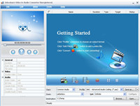 Joboshare Video to Audio Converter screenshot medium