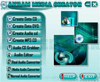 AKRAM Media Creator screenshot medium