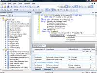 Universal SQL Editor screenshot medium