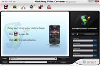 BlazeVideo BlackBerry Video Converter