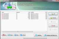 A-PDF Deskew screenshot medium