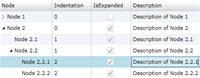 Hierarchical Data Light Library screenshot medium