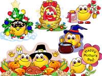 Big Holidays Smiley Collection