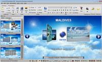 Aurora 3D Presentation screenshot medium
