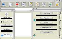 Secure Password Manager Free screenshot medium