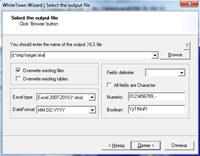 CSV2XLS Converter screenshot medium