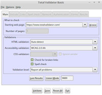 Total Validator Tool