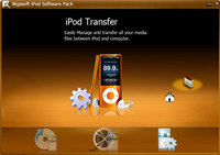 Bigasoft iPod Software Pack screenshot medium