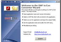 BullrushSoft Swf to exe Converter screenshot medium