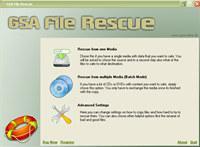 GSA File Rescue screenshot medium