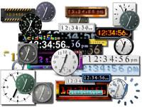AMC The Ultimate Screen Clock