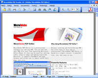 Abdio PDF Reader