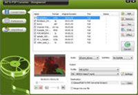 Oposoft All To PSP Converter screenshot medium