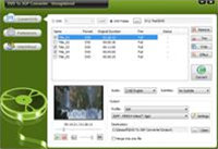 Oposoft DVD To 3GP Converter screenshot medium