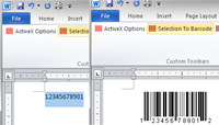 BarCodeWiz Barcode ActiveX Control