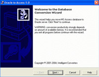 Oracle-to-Access