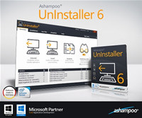 Ashampoo UnInstaller 8 screenshot medium