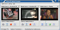 ChrisPC Media Streamer screenshot medium