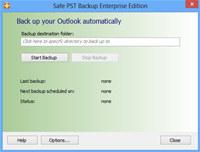 Safe PST Backup for Microsoft Outlook