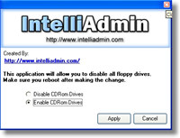 CDROM and DVD Rom Disabler
