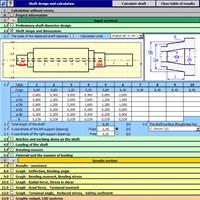 MITCalc - Shafts Calculation