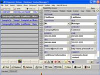 Contact Organizer Deluxe