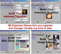 dB Organizer Deluxe screenshot medium