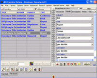 Document Organizer Deluxe