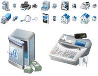 Free Large Business Icons screenshot medium