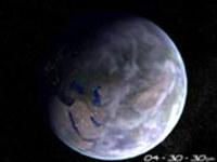 Home Planet Earth 3D Screensaver