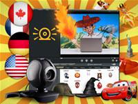 SplitCam Webcam Software screenshot medium
