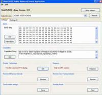 WinI2C-DDC Lite screenshot medium
