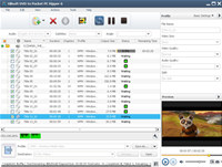 Xilisoft DVD to Pocket PC Ripper