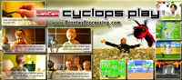 CamGames - WebCam Cyclops PLAY Games