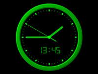 Analog Clock-7