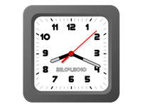 Square Clock-7
