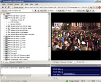 StreamGuru MPEG & DVB Analyzer