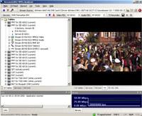 StreamGuru MPEG & DVB Analyzer screenshot medium