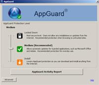 AppGuard screenshot medium