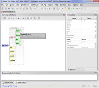 EditiX XML Editor (for Windows with an installed Java VM)