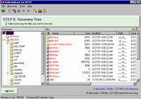 GetDataBack Data Recovery for NTFS