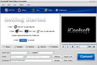 iCoolsoft QuickTime Converter