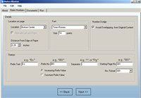 Bates Blaster Software