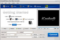 iCoolsoft Nexus One Video Converter