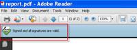 J4L PDF digital signature