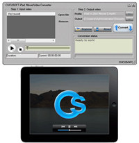 Cucusoft iPad Video Converter