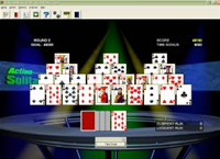 Action Solitaire screenshot medium
